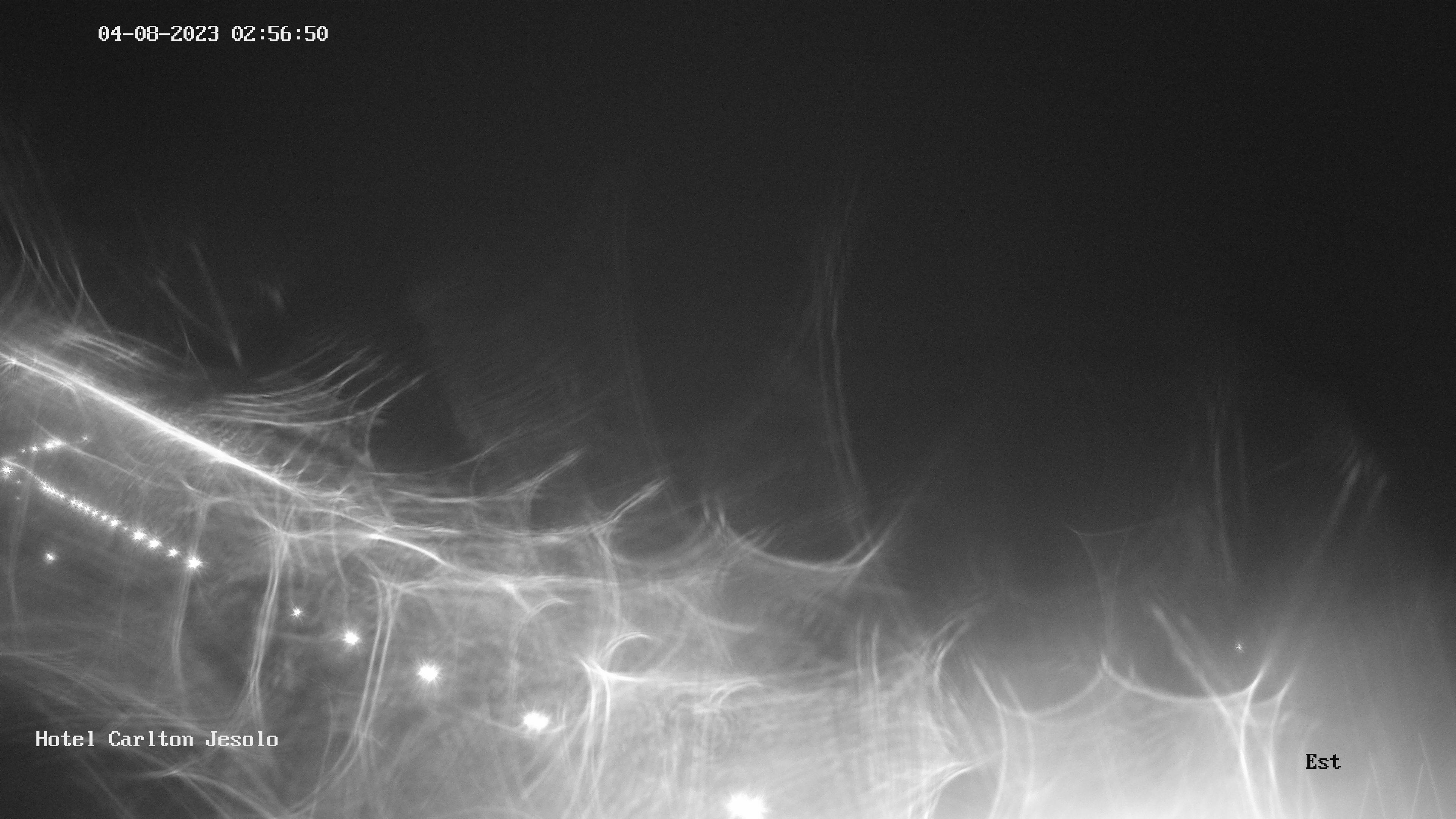 Webcam su litorale di est